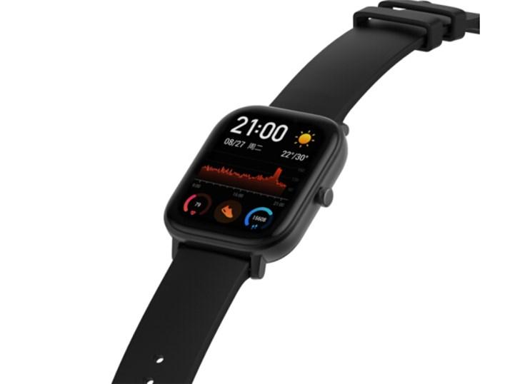 Представлены умные часы Amazfit GTS: дизайн как у Apple Watch, NFC, датчик ЧСС, 14 дней автономности за $125