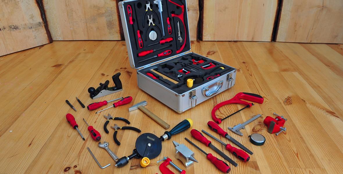 Уроки труда на дому: наборы детских инструментов от Pebaro - 4