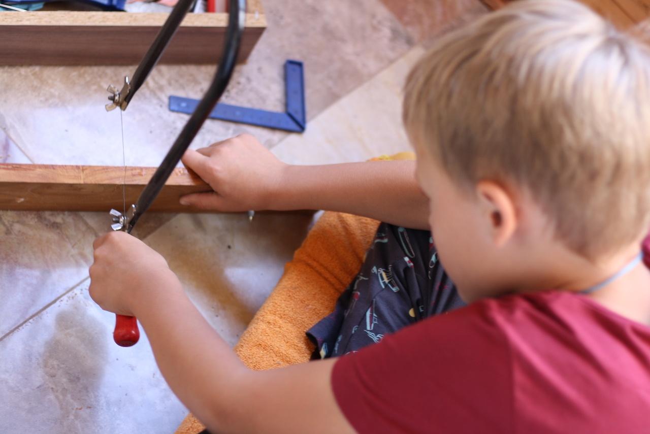 Уроки труда на дому: наборы детских инструментов от Pebaro - 5