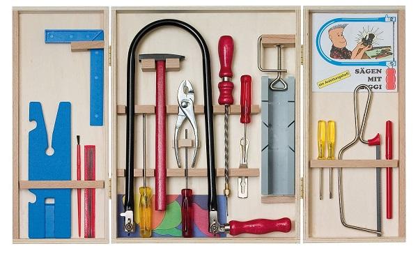 Уроки труда на дому: наборы детских инструментов от Pebaro - 6