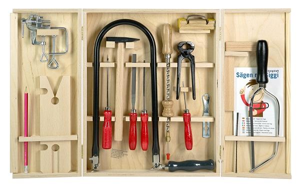 Уроки труда на дому: наборы детских инструментов от Pebaro - 7