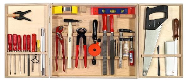 Уроки труда на дому: наборы детских инструментов от Pebaro - 8
