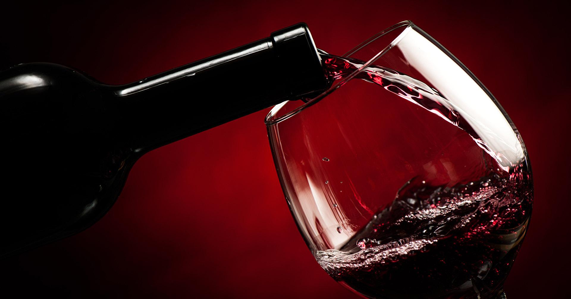 Красное вино полезно для здоровья женщин!