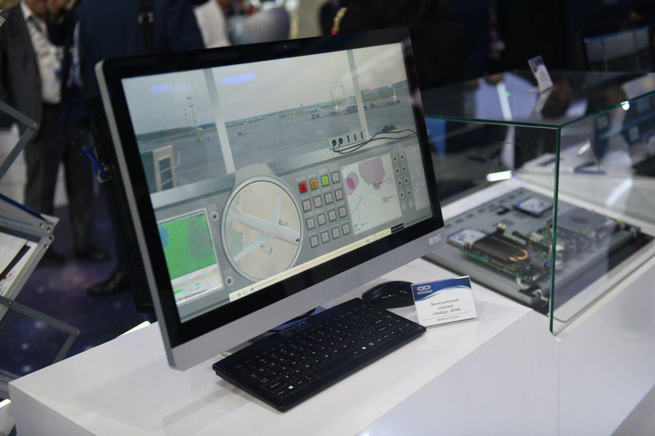 Представлен моноблок «Эльбрус 801М» в «новом современном дизайне» - 1