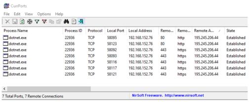 Реализация пула соединений в WCF для .Net Core с использованием HttpClientFactory - 4