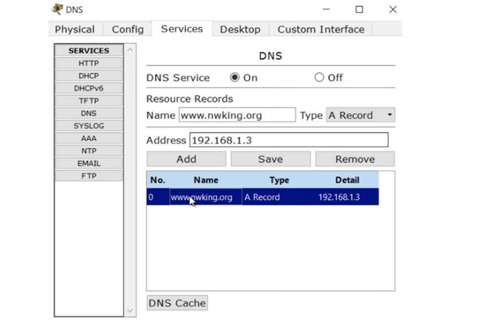 Тренинг Cisco 200-125 CCNA v3.0. День 26. DNS и DHCP - 14