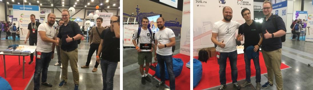 IT-фестиваль TechTrain 2019: как JUG.ru, JUGNsk и JUG.MSK участвовали в нём - 11