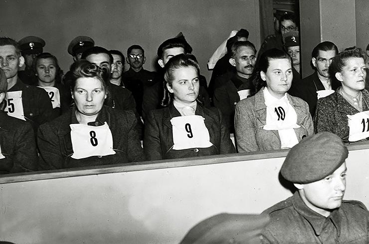 Ирма Грезе: история самой жестокой женщины СС