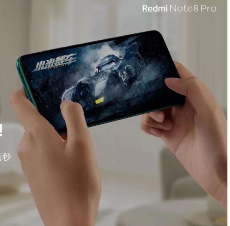 Обновление ассортимента смартфонов Xiaomi: новая бюджетная модель Redmi Note 8 Pro - 2