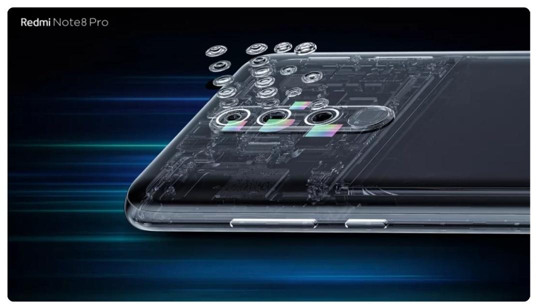 Обновление ассортимента смартфонов Xiaomi: новая бюджетная модель Redmi Note 8 Pro - 3