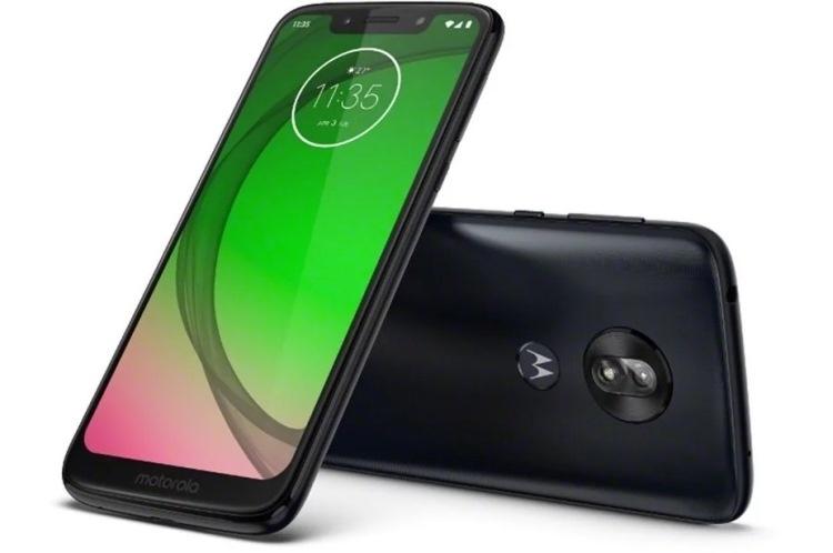 Смартфон Moto G8 Play получит чип MediaTek, 5,7″ дисплей и аккумулятор на 4000 мА·ч