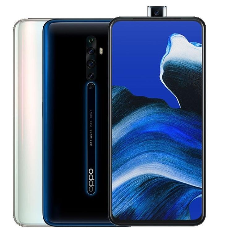 Смартфоны OPPO Reno 2Z и Reno 2F оборудованы камерой-перископом
