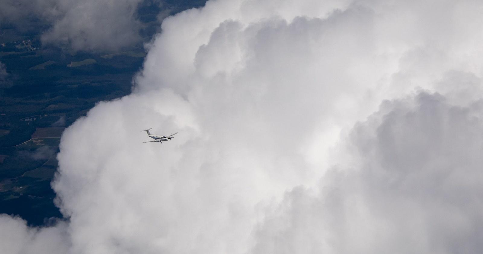 NASA протестировало систему переднего обзора сверхзвукового самолета