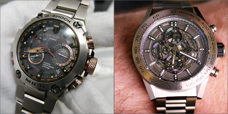 Что умеют делать наручные часы кроме показа времени и как выбрать свои первые часы - 11