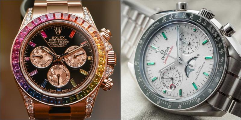 Что умеют делать наручные часы кроме показа времени и как выбрать свои первые часы - 13