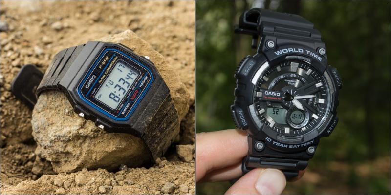 Что умеют делать наручные часы кроме показа времени и как выбрать свои первые часы - 21