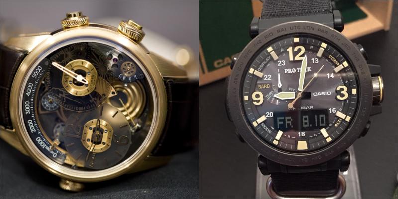 Что умеют делать наручные часы кроме показа времени и как выбрать свои первые часы - 32