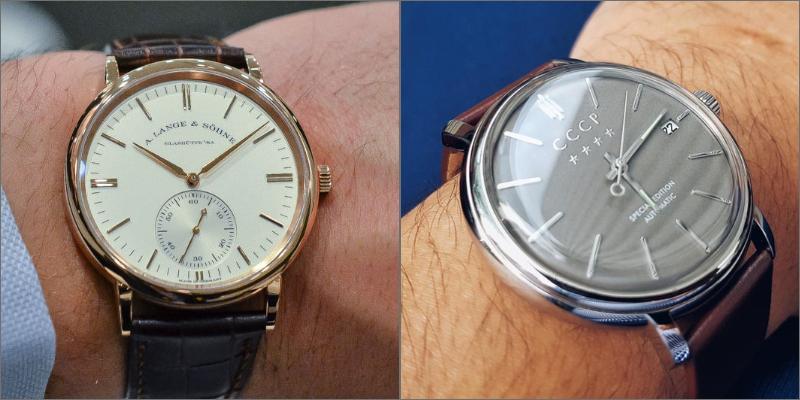 Что умеют делать наручные часы кроме показа времени и как выбрать свои первые часы - 46