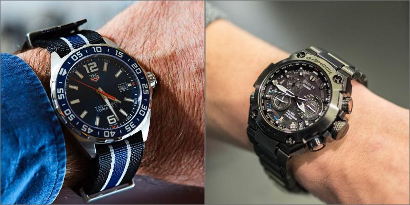 Что умеют делать наручные часы кроме показа времени и как выбрать свои первые часы - 51
