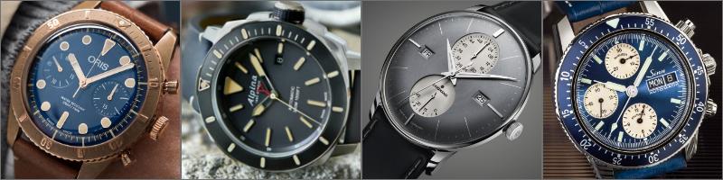 Что умеют делать наручные часы кроме показа времени и как выбрать свои первые часы - 54