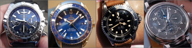 Что умеют делать наручные часы кроме показа времени и как выбрать свои первые часы - 55