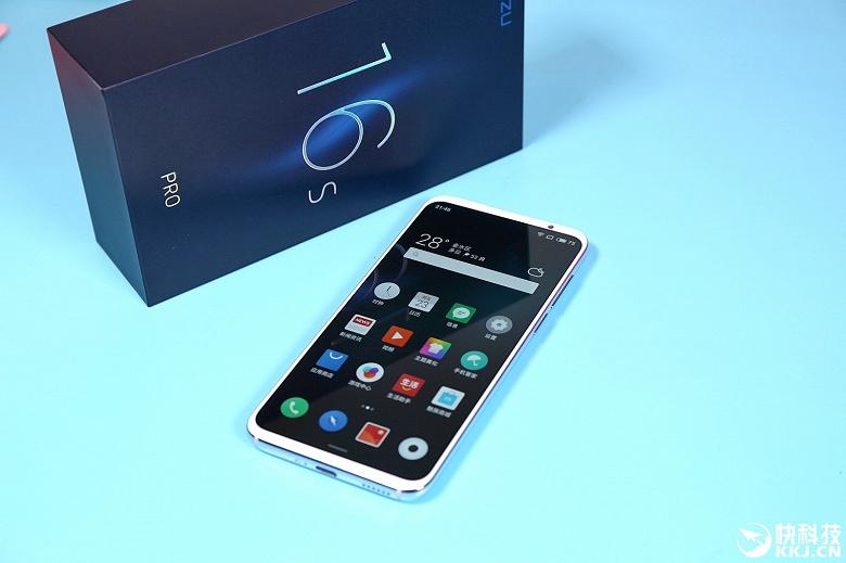 Флагманский смартфон Meizu 16s Pro поступает в продажу
