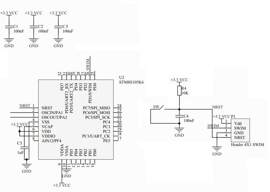 Изучаем STM8S Медленный старт. Часть 0 - 1