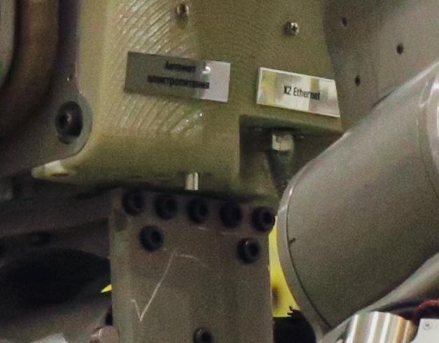 Робот FEDOR — много фото и даже видео с МКС, подготовка космонавта-оператора и первые испытания робота - 13