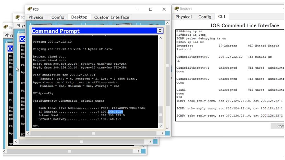 Тренинг Cisco 200-125 CCNA v3.0. День 29. PAT и NAT - 16