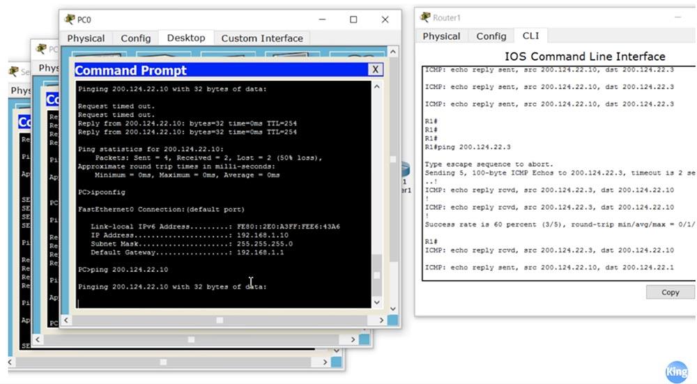 Тренинг Cisco 200-125 CCNA v3.0. День 29. PAT и NAT - 20