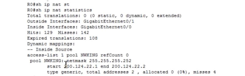 Тренинг Cisco 200-125 CCNA v3.0. День 29. PAT и NAT - 21