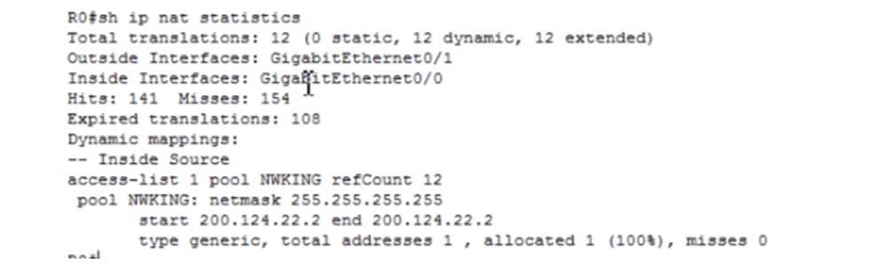 Тренинг Cisco 200-125 CCNA v3.0. День 29. PAT и NAT - 24