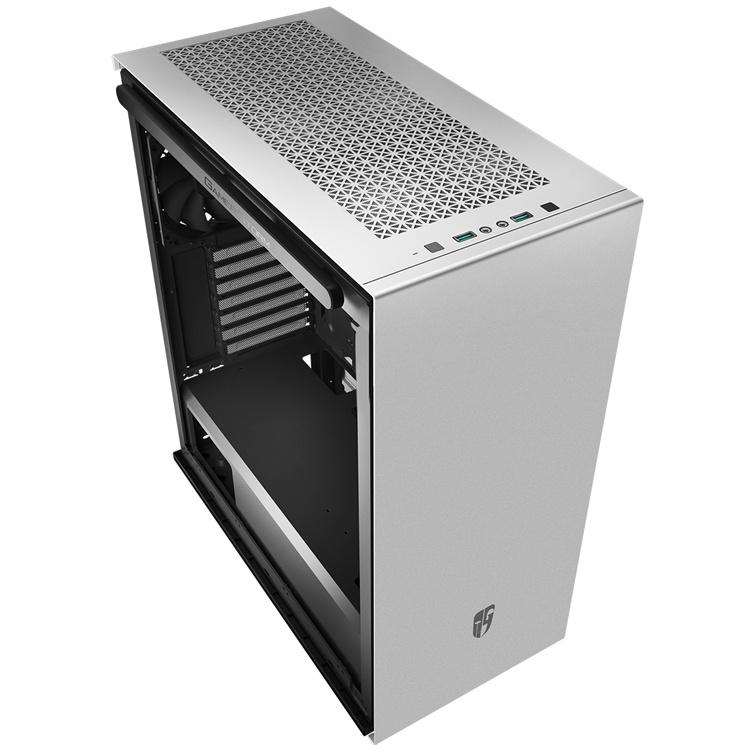 Deepcool Macube 310: лаконичный ПК-корпус в четырёх вариантах исполнения