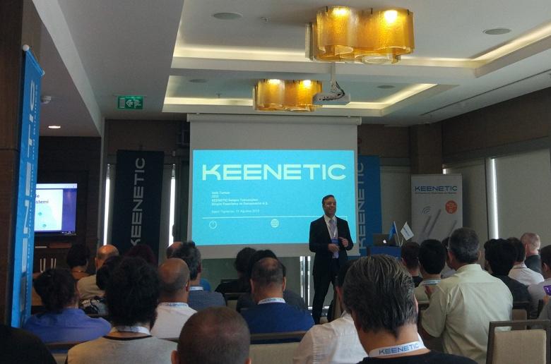 Keenetic выходит на европейский рынок