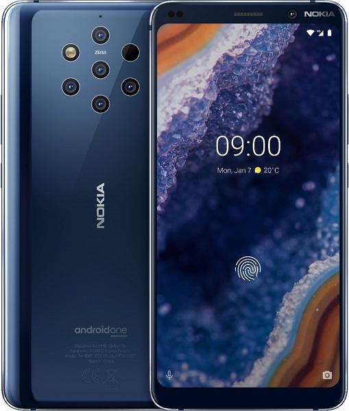 Nokia покажет свой смартфон без вырезов и отверстий в экране 5 сентября