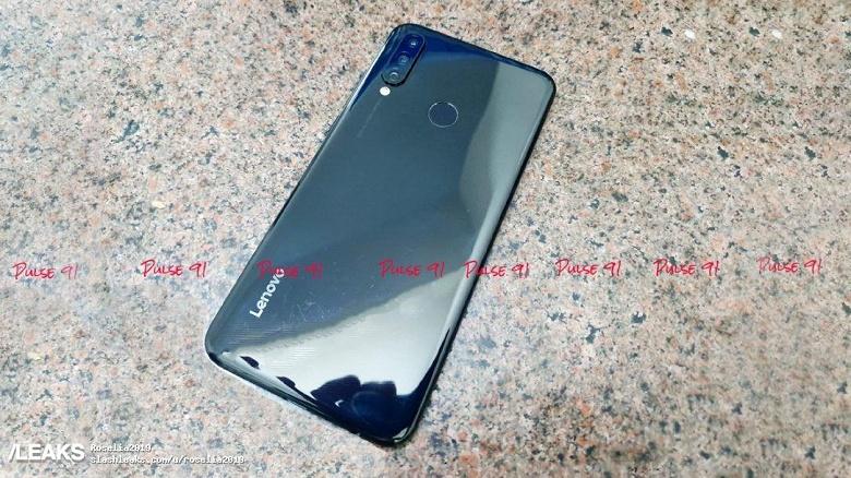 Живые фото Lenovo K10 Note