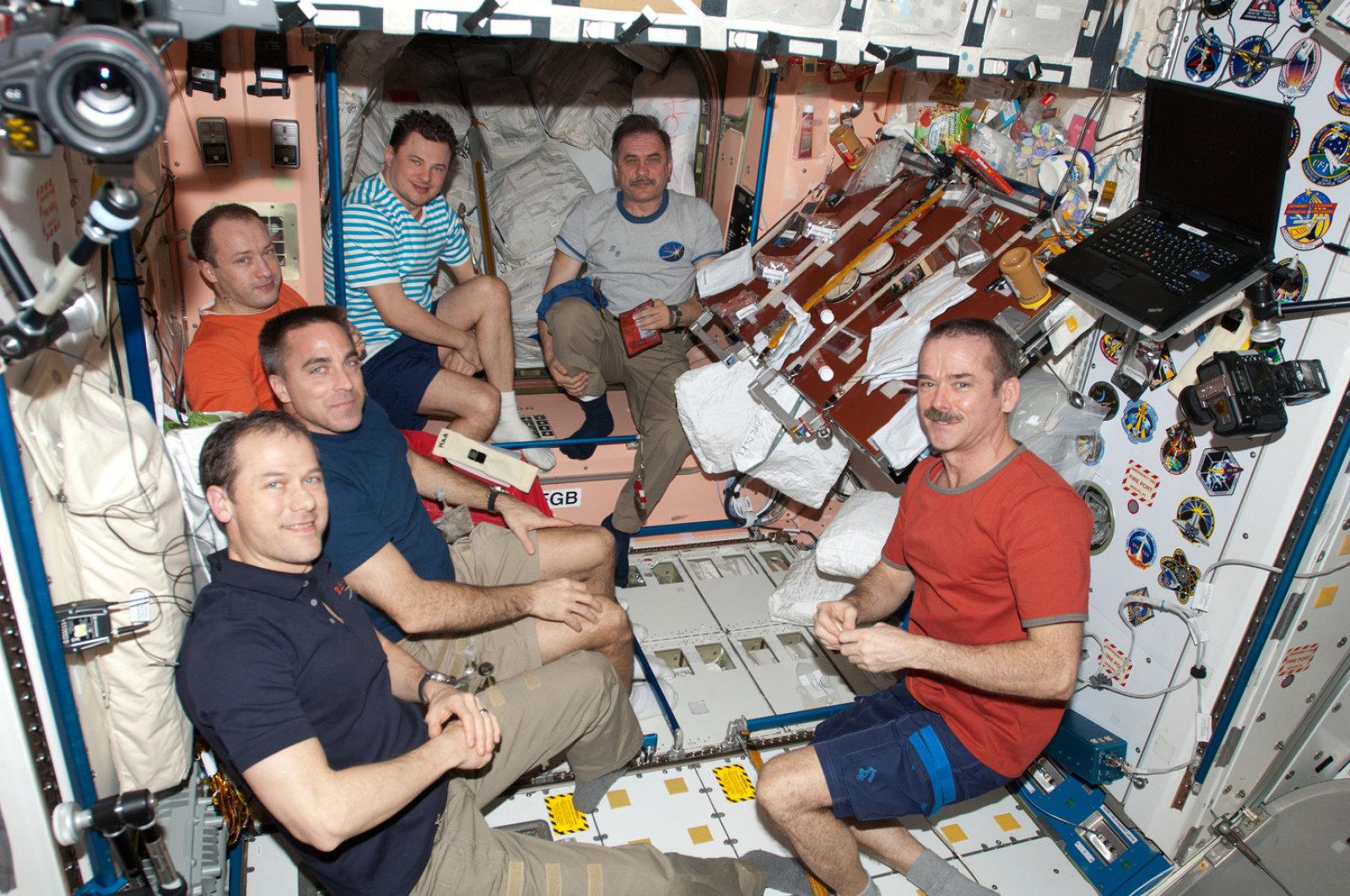 Как НАСА заботится о безопасности и рассудке своих астронавтов - 2
