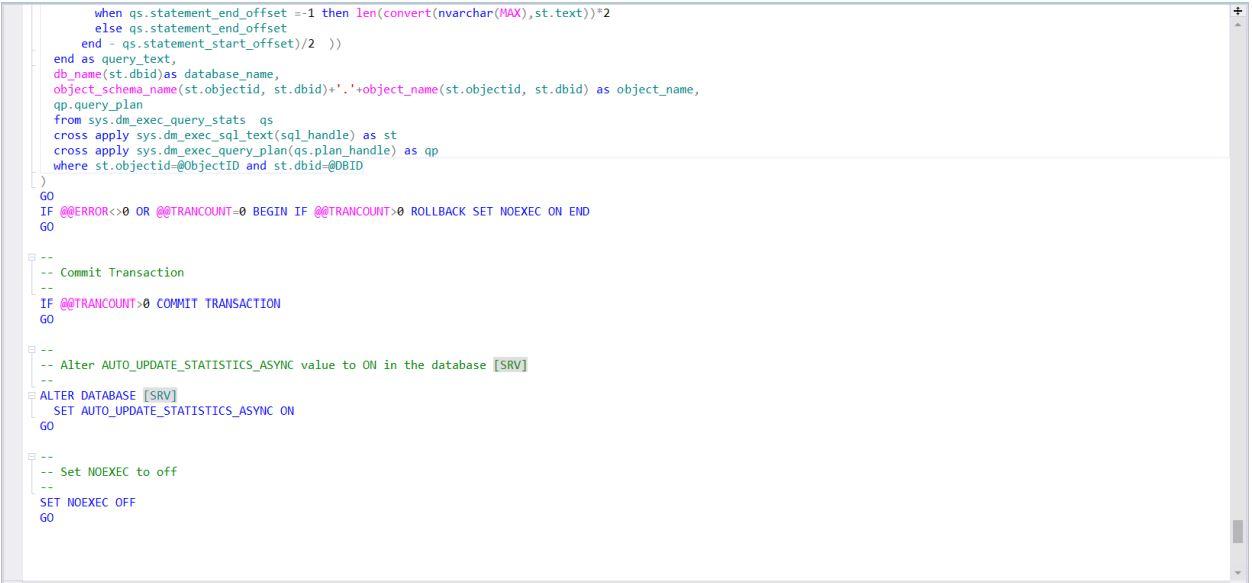 Сравнение компараторов для синхронизации схем и данных баз данных MS SQL Server - 21