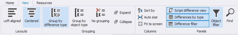 Сравнение компараторов для синхронизации схем и данных баз данных MS SQL Server - 61