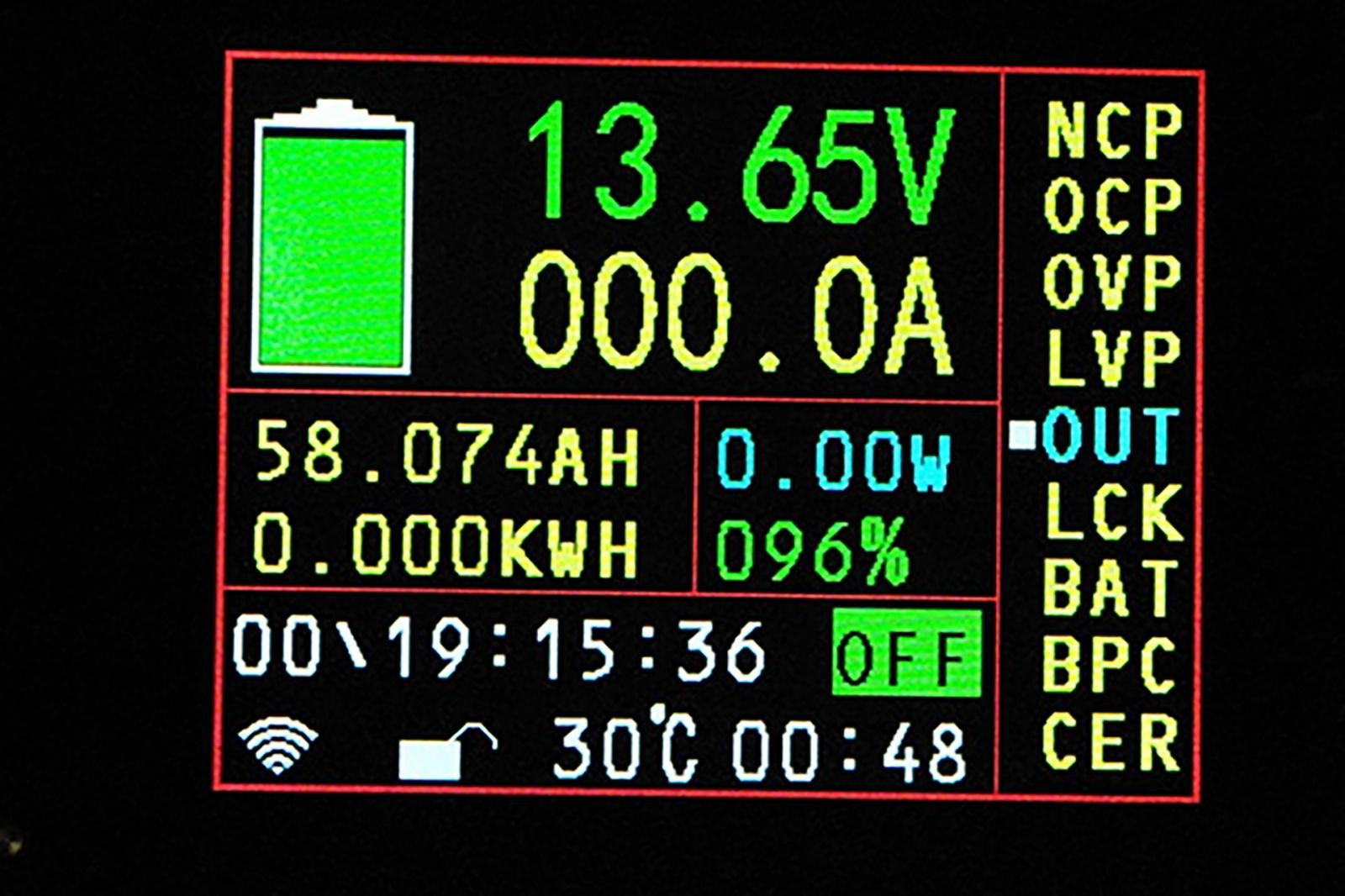 Как подключить стартерную АКБ к ИБП - 24
