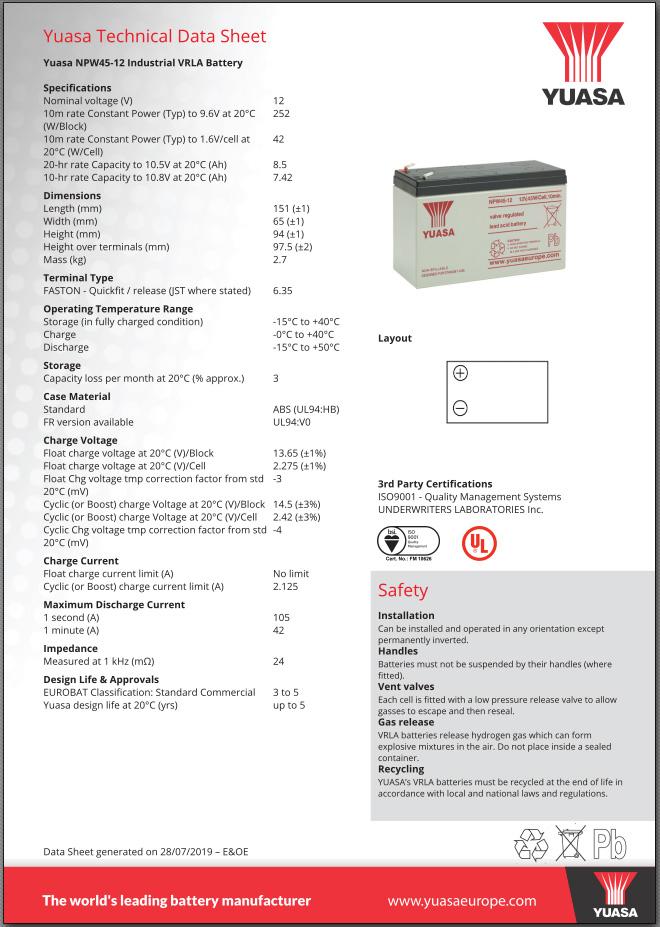 Как подключить стартерную АКБ к ИБП - 33