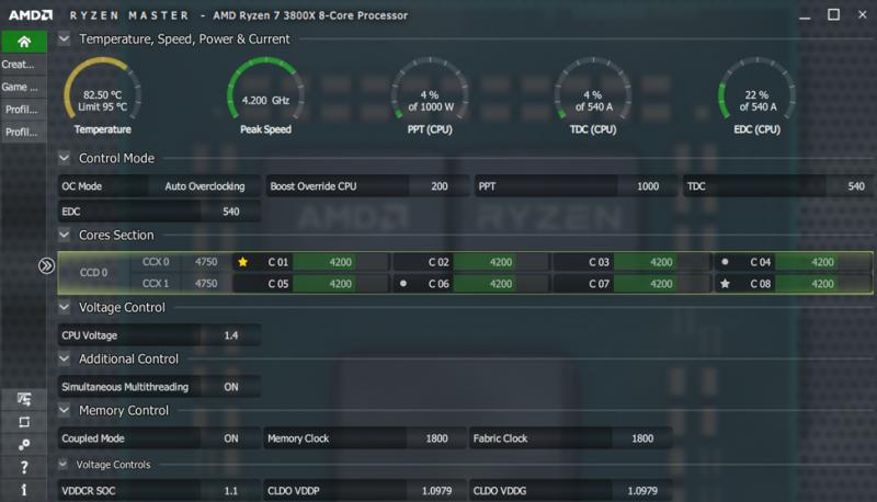 Новая статья: Обзор процессора AMD Ryzen 7 3800X: чемпион по нагреву