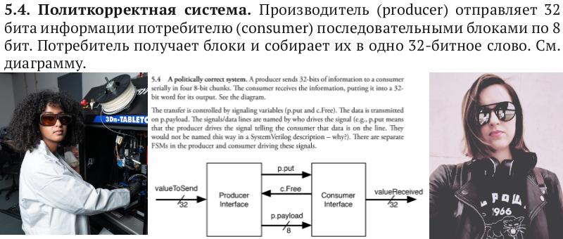 Политкорректность проникает в Россию через книги про проектирование чипов на SystemVerilog для не-начинающих - 1