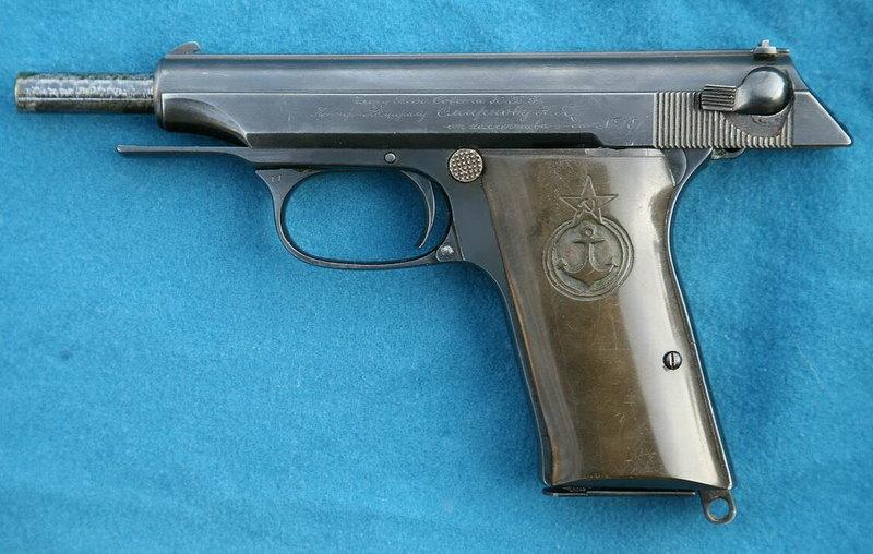Самый неизвестный советский пистолет: «Балтиец»