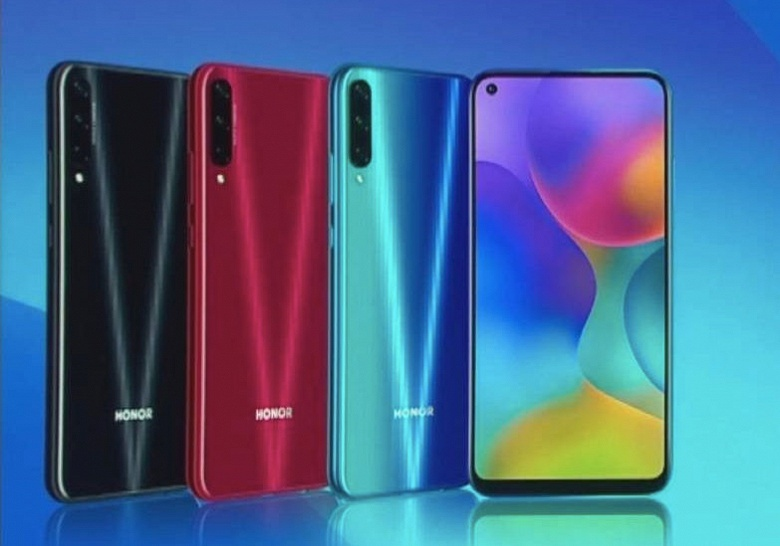 48 Мп дешевле 10 тысяч рублей. Смартфон Honor Play 3 представлен официально