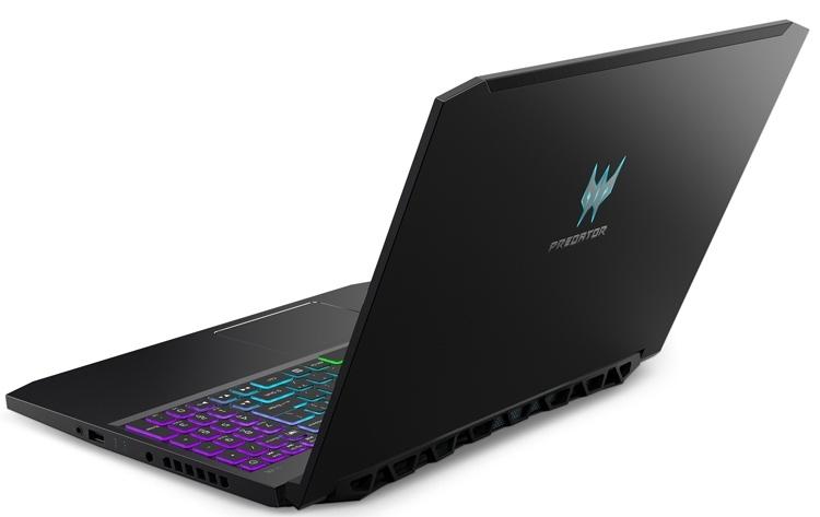 IFA 2019: игровой ноутбук Acer Predator Triton 500 получил экран с частотой обновления 300 Гц