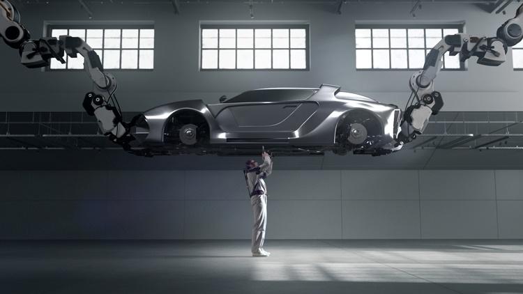 Экзоскелет Hyundai VEX в виде жилета облегчит работу на производствах