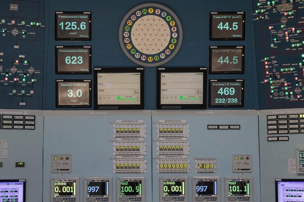 Кольская АЭС или стоя на реакторе - 20