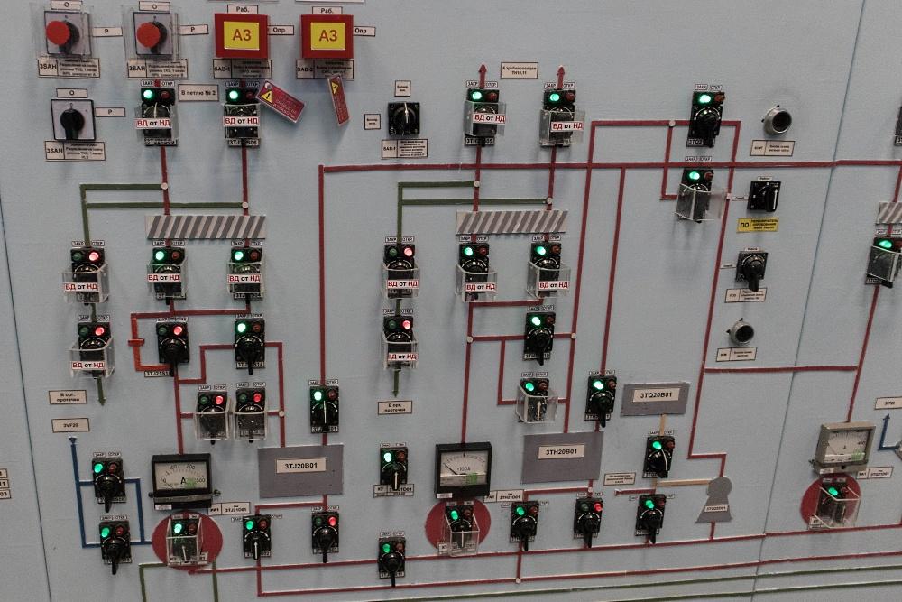 Кольская АЭС или стоя на реакторе - 23