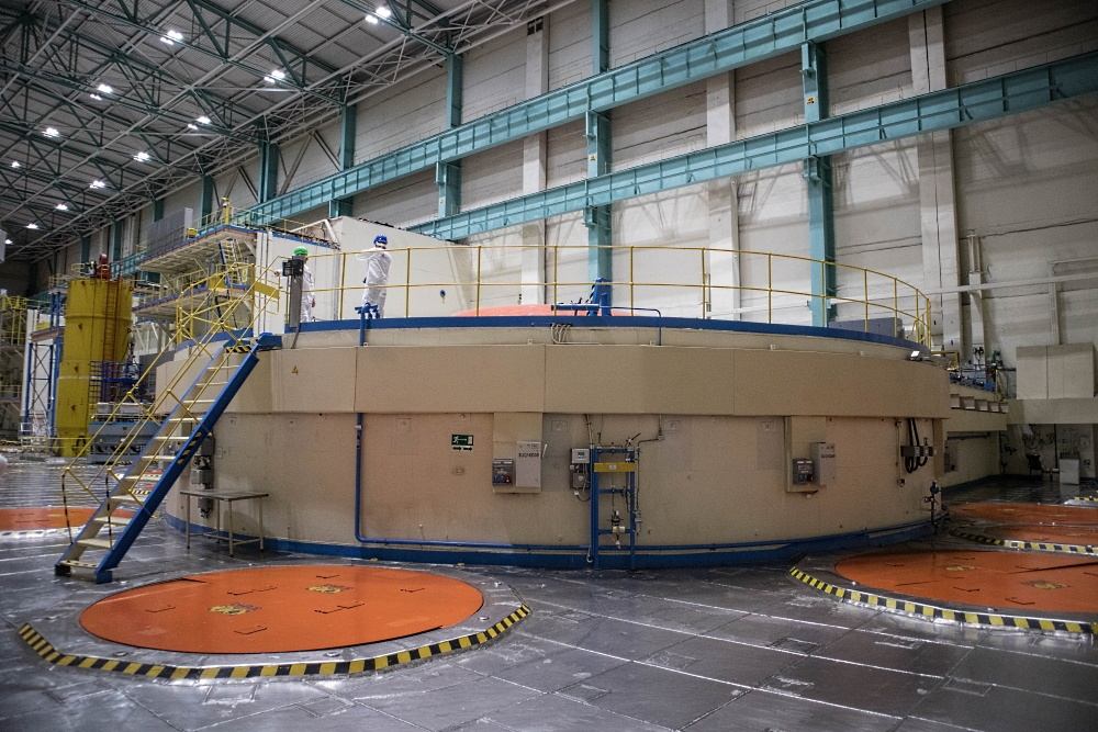 Кольская АЭС или стоя на реакторе - 26